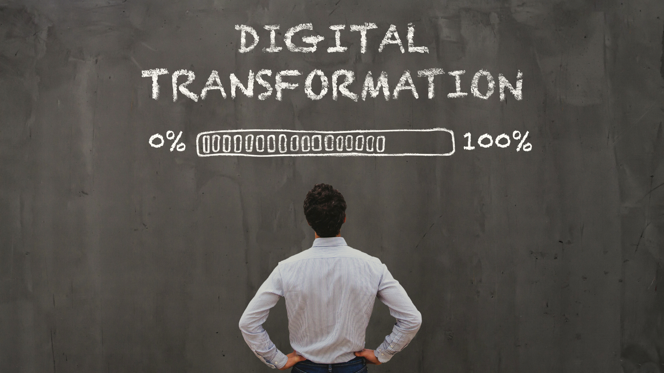 An MNC Digital Transformation Journey