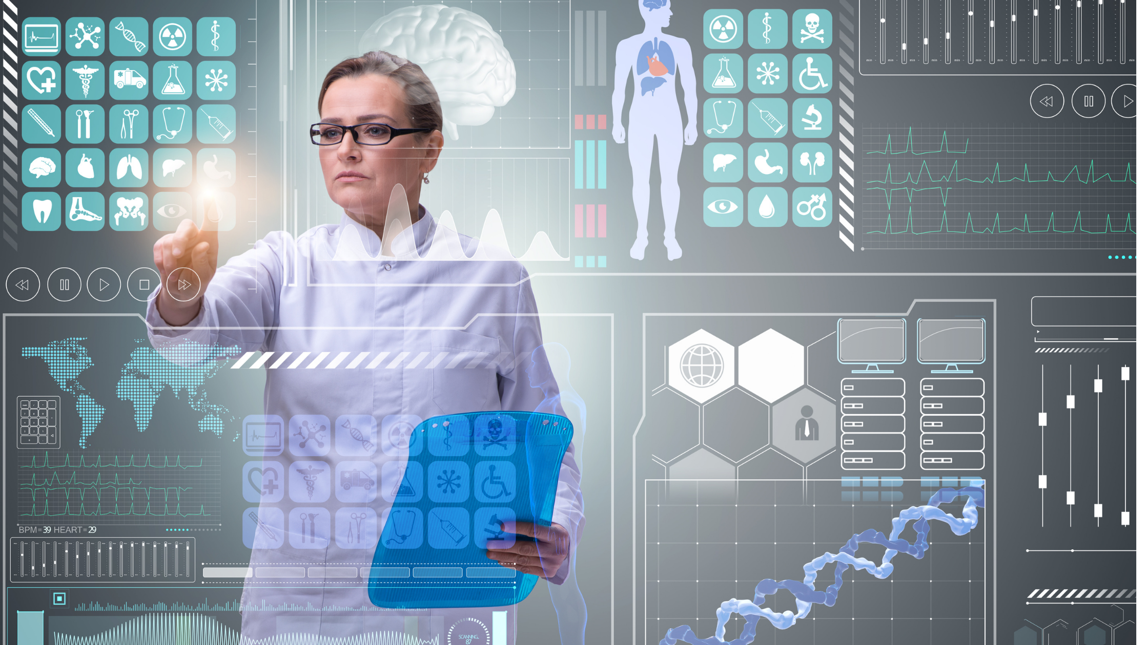 Transforming Healthcare with near Real-Time Analytics