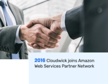 Cloudwick partnership